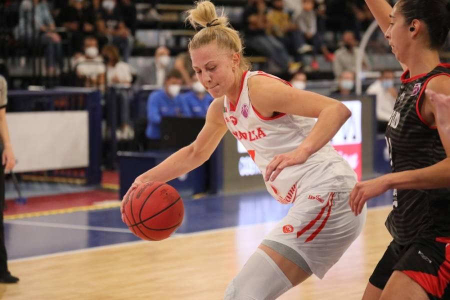 Basket, Eurocup Femminile: Campobasso e Sassari debuttano con una vittoria nei preliminari