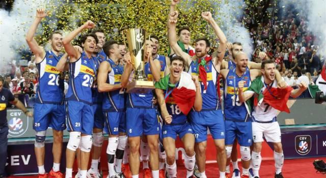 VIDEO Italia-Slovenia 3-2, highlights Finale Europei volley: azzurri in trionfo al tie-break. Riviviamo la vittoria