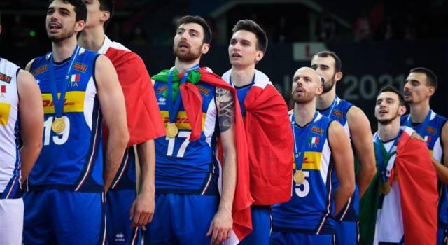 Volley, in che squadra giocano i Campioni d'Europa? Trento si coccola i giovani, Giannelli si trasferisce, Romanò riserva