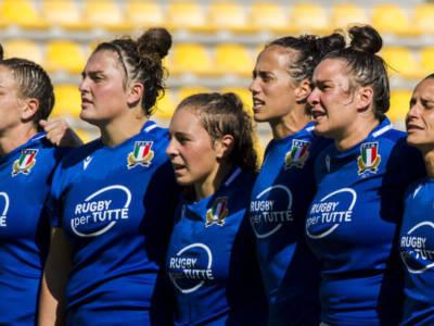 Rugby femminile, Qualificazioni Mondiali: Italia, con la Spagna serve solo la vittoria