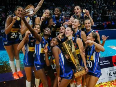 Volley femminile, l'Italia recupera 3 posizioni nel ranking FIVB! Azzurre seste con la vittoria agli Europei