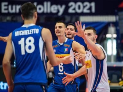 Volley, calendario partite di oggi Europei: orari, tv, programma, streaming 9 settembre