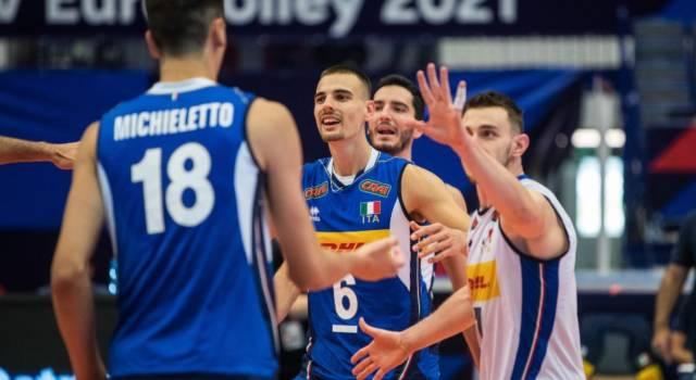 Calendario Europei volley oggi: orari ottavi di finale, tv, programma, streaming 12 settembre