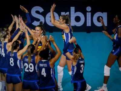 Volley, le guerriere di Belgrado! Italia campione d'Europa, Serbia in lacrime a casa sua! Egonu e Sylla tigri memorabili