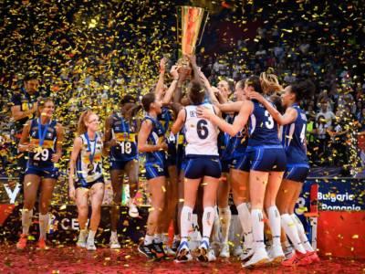 Volley, quando torna a giocare l'Italia? Le Campionesse d'Europa a caccia del Mondiale: prossime partite nel 2022