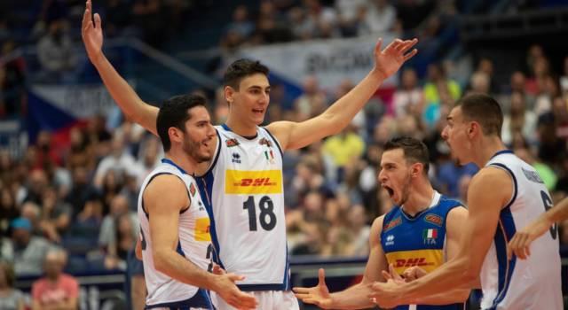"""Europei volley 2021, Alessandro Michieletto: """"Il gruppo è il nostro punto di forza. Noi giovani aspettavamo questa occasione"""""""
