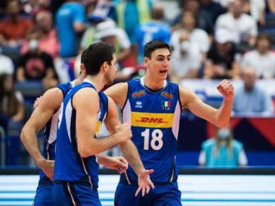 Volley, Italia-Germania 3-0: gli azzurri asfaltano i tedeschi e arpionano la semifinale con la Serbia!