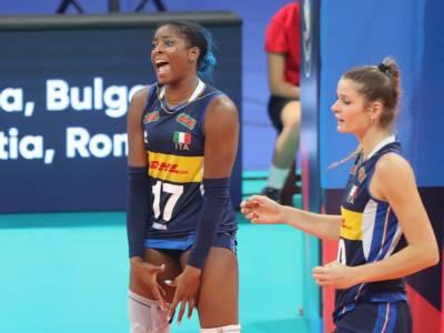 Volley femminile, Europei 2021: Dream Team e miglior sestetto. I premi individuali: 5 italiane in trionfo, non c'è Egonu!