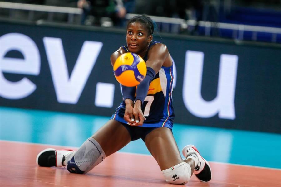 Volley, Miriam Sylla infortunata al ginocchio: la capitana dell'Italia salterà l'inizio di stagione. Terapie ...