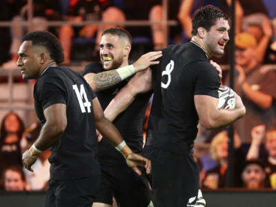 Rugby, World Ranking: All Blacks in vetta, rivoluzionato il podio mondiale