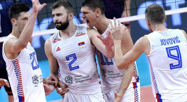 Volley, Italia-Serbia in semifinale: chi sono gli avversari degli azzurri. Atanasijevic e tanti fuoriclasse di SuperLega