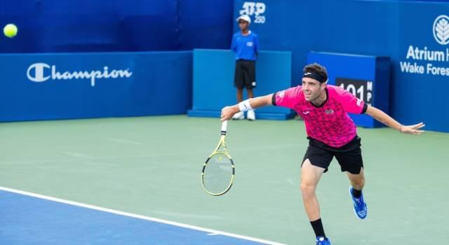ATP Metz 2021: Marco Cecchinato sconfitto in 2 set da Philipp Kohlschreiber