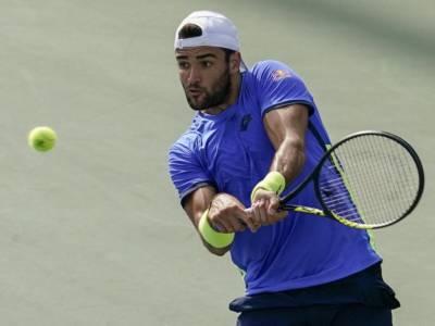 VIDEO Berrettini-Chardy, US Open 2021: il romano vince all'esordio in tre set