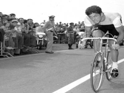 """Francesco Moser: """"Nibali a fine carriera, Ganna può vincere il Giro se…Punto su Baroncini, Pogacar superiore"""""""