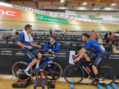 """Europei ciclismo su pista 2021, Elia Viviani: """"Buona condizione verso i Mondiali"""""""
