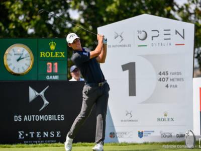 Golf: Renato Paratore, Nino Bertasio e Lorenzo Gagli in gara al Mallorca Open 2021