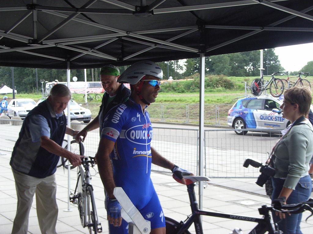 Ciclismo: con i giovani della Jumbo Visma anche Axandre Van Petegem, figlio di Peter