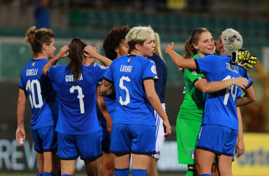 LIVE Italia Croazia calcio femminile in DIRETTA: servono i 3 punti sulla strada verso i Mondiali