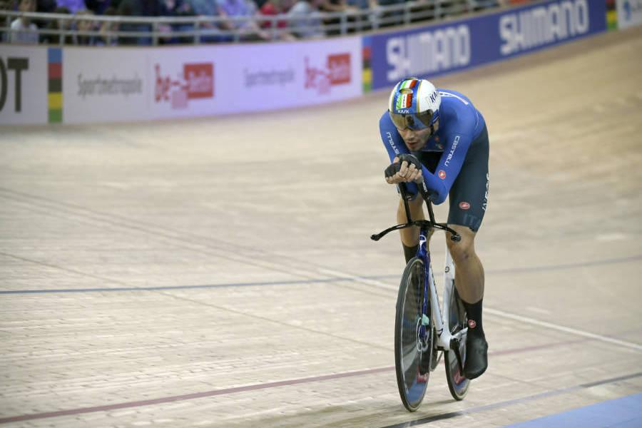 Ciclismo su pista, Mondiali 2021: i convocati dell'Italia. Presenti Filippo Ganna, Milan, Viviani ed Elisa Balsamo
