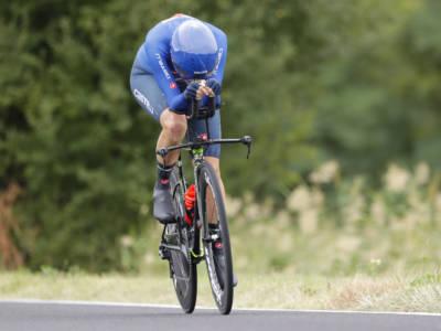 Ciclismo femminile, Vittoria Guazzini operata alla caviglia dopo la caduta alla Roubaix