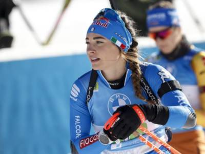 """Biathlon, Dorothea Wierer: """"Non so se sarà il mio ultimo anno. L'oro olimpico è tutto"""""""