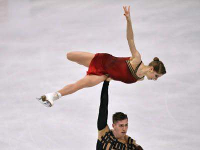 Pattinaggio artistico: Mishina-Galliamov trionfano al Finlandia Trophy 2021, superati Tarasova-Morozov