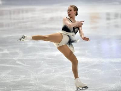 Pattinaggio artistico: Bradie Tennell salta Skate America 2021