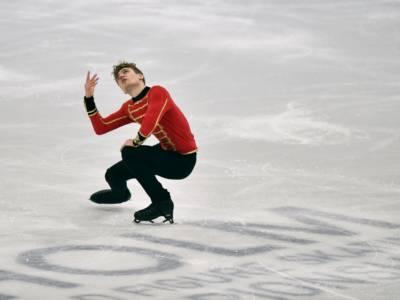 Pattinaggio artistico: super rimonta di Matteo Rizzo al Finlandia Trophy! Vince Jason Brown