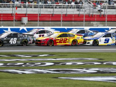 NASCAR, nuova eliminazione in arrivo a Charlotte