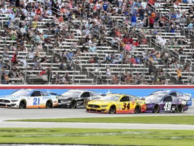 NASCAR, si riparte dal Texas con il 'Round of 8'