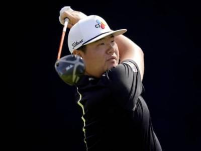 Golf: Sung Kang e Sungjae Im, Corea del Sud al potere nel primo giro allo Shriners Children's Open 2021. Indietro Francesco Molinari