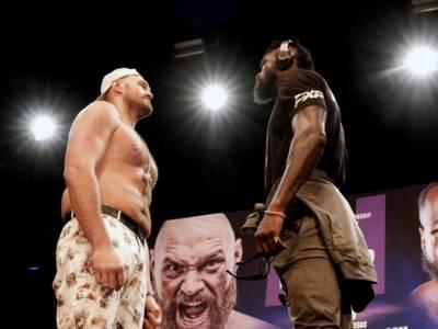LIVE Fury-Wilder, Mondiale WBC in DIRETTA: KO all'11° round. Video, highlights, montepremi