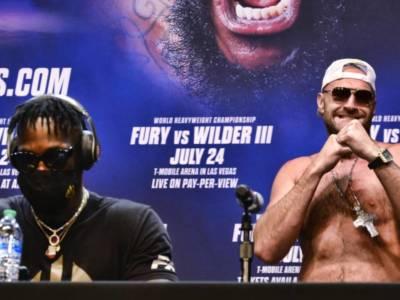 """Boxe, Wilder attacca Fury: """"Ha usato guantoni truccati per battermi"""". La risposta: """"Perderà per la terza volta"""""""