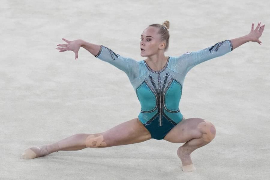 Ginnastica artistica, Mondiali 2021: Angelina Melnikova impartisce la lezione, prima nell'all around e pass per tutte le finali