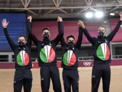 Ciclismo su pista, il quartetto campione olimpico vuole prendersi anche il mondo. Nuova sfida alla Danimarca