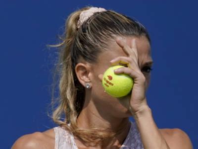 WTA Indian Wells 2021: il tabellone. Camila Giorgi parte dal secondo turno, possibile Raducanu-Halep al terzo