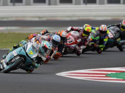 LIVE Moto3, GP Misano 2021 in DIRETTA: Migno al comando, Foggia fuori dalla Top14