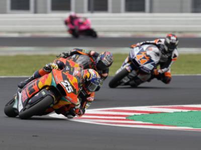 Moto2, GP Emilia Romagna: Raul Fernandez insegue il poker e la leadership del Mondiale