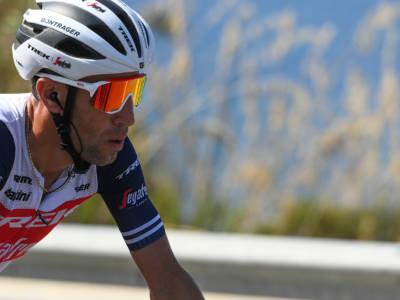 Giro di Sicilia 2021, Vincenzo Nibali attacca da lontano! Valverde risponde