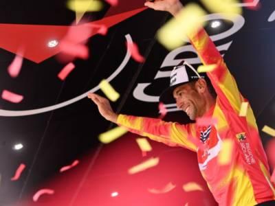 Ciclismo, la stagione di Vincenzo Nibali. Tanta sfortuna, poi un finale promettente in vista del ritorno in Astana