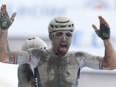 """Ciclismo, Sonny Colbrelli celebrato in Senato: """"Emozioni che mi hanno toccato molto"""""""