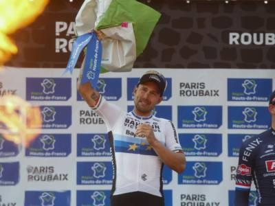 Sonny Colbrelli vince la Ciclismo Cup 2021. UAE Team Emirates trionfa nella classifica a squadre