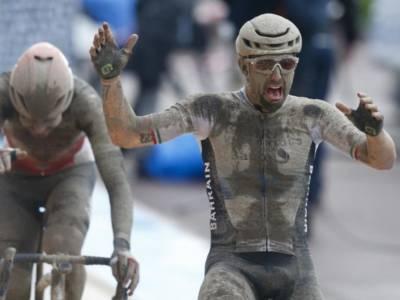 """Ciclismo, Sonny Colbrelli: """"Riguardo la Roubaix con i miei figli. Punto alla Milano-Sanremo. E Moscon…"""""""