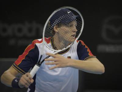 """ATP Anversa 2021, Jannik Sinner: """"Musetti ha grande qualità. Io devo migliorare ancora molto"""""""