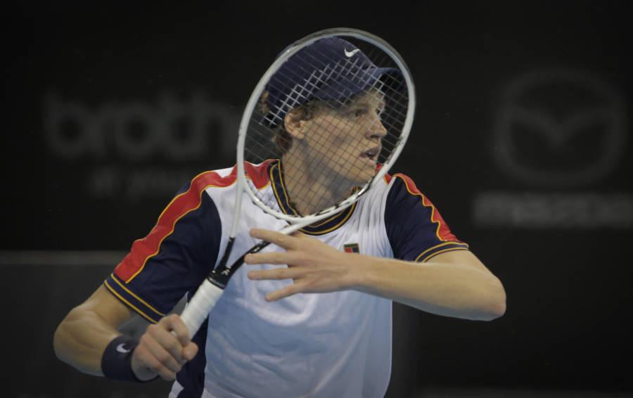 Tennis, ATP Anversa 2021: Jannik Sinner cerca rivincita e semifinale contro Rinderknech