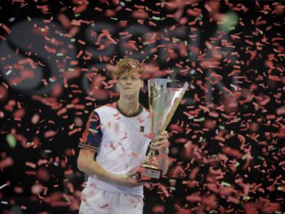 Jannik Sinner, tennista numero 14 al mondo