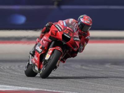 """LIVE MotoGP, GP Misano in DIRETTA: griglia di partenza e risultati. Bagnaia: """"Per me è meglio se non piove"""""""