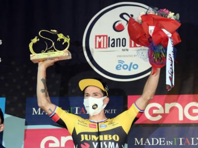 """Ciclismo, Primoz Roglic: """"Ho una condizione confortante, ottime indicazioni in vista del Giro di Lombardia"""""""