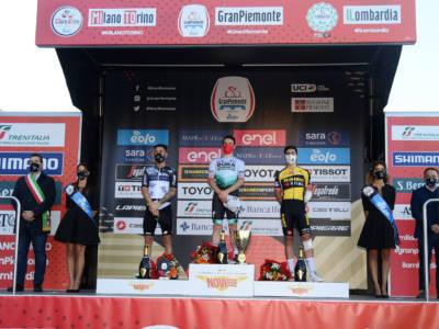 """Ciclismo, Giacomo Nizzolo: """"Ho aspettato troppo per cominciare lo sprint"""""""