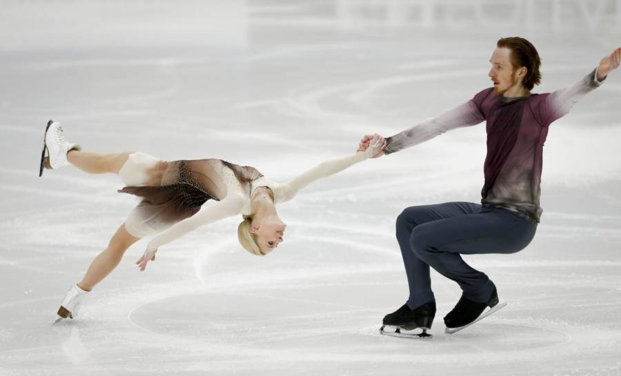 Pattinaggio artistico, Skate America 2021: Tarasova Morozov avanti nello short delle coppie, secondi Boikova Kozlovskii